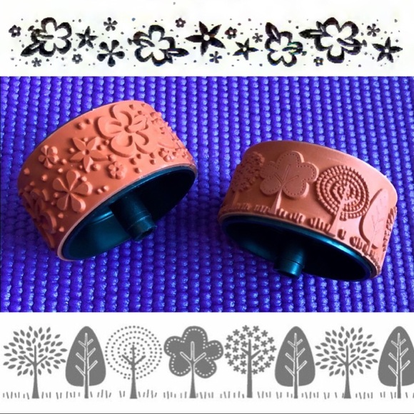 Stampin Up Island and Funky Forest Wheel Set